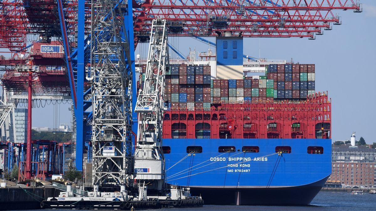 Čína může uvalit na USA odvetná cla, schválila Světová obchodní organizace