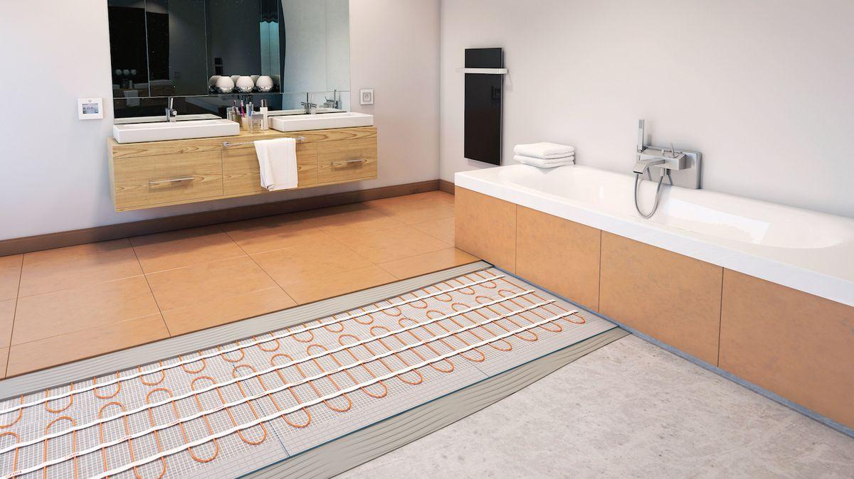 Pořiďte si efektivní vytápění od podlahy