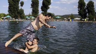 Meteorologové varovali na jihu Moravy před vysokými teplotami