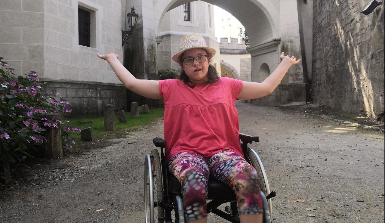 sex na invalidním vozíku Bonnie somerville datování