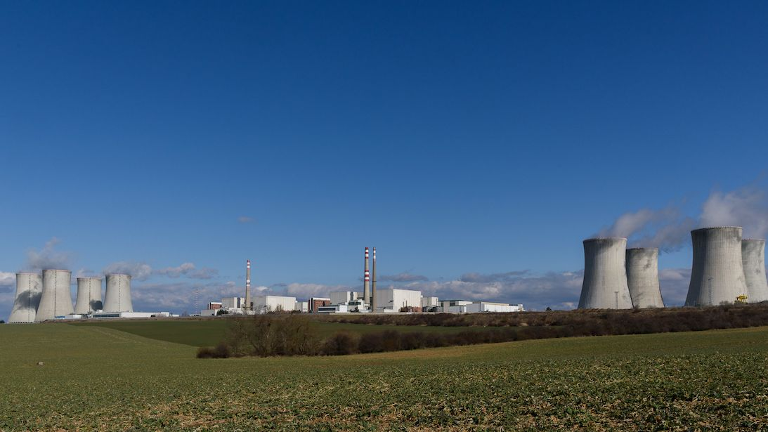 Ministerstvo životního prostředí dalo předběžný souhlas k dostavbě Dukovan