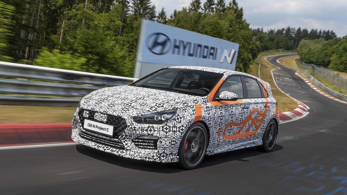 Nošovický extrém: Hyundai ve Frankfurtu představí limitovanou edici i30 N
