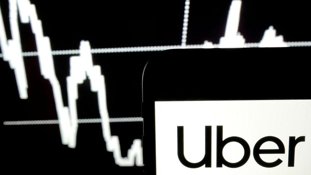 Uber. Ilustrační snímek