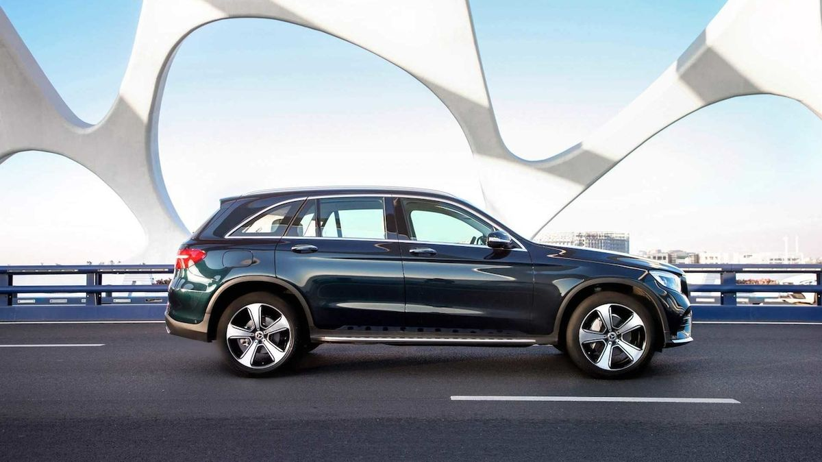 Mercedes-Benz GLC L