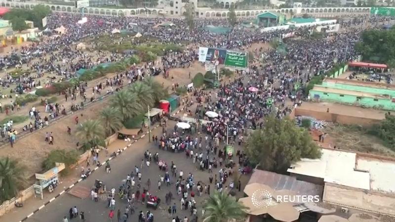 súdánské sex video