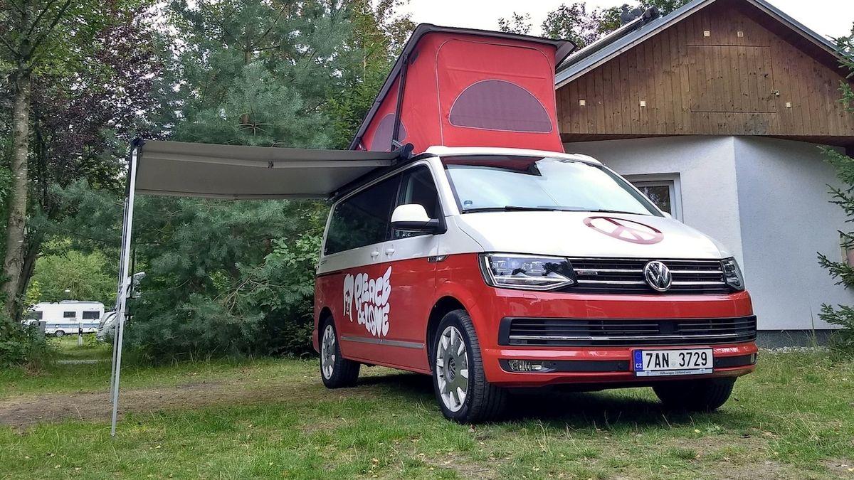 Test Volkswagenu California Ocean: Překvapivá přitažlivost