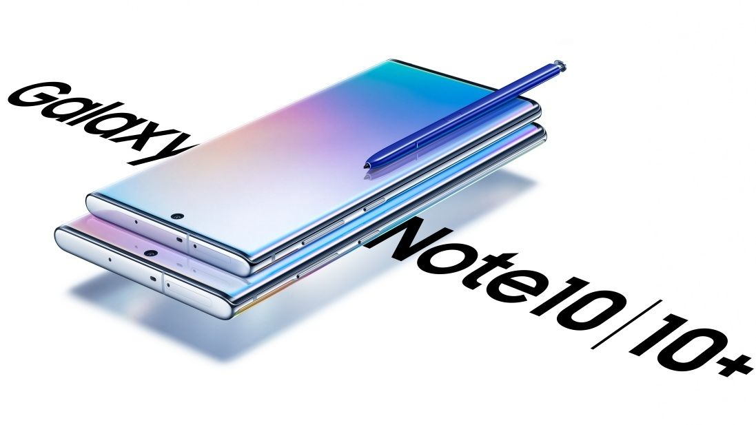 Galaxy Note 10 a Note10+