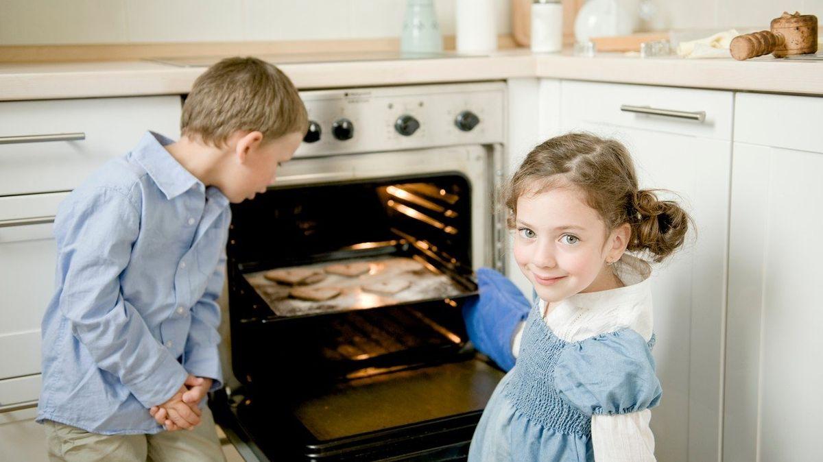 Kam o víkendu s dětmi: Upečte si sladké dobroty, vydejte se mezi rytíře