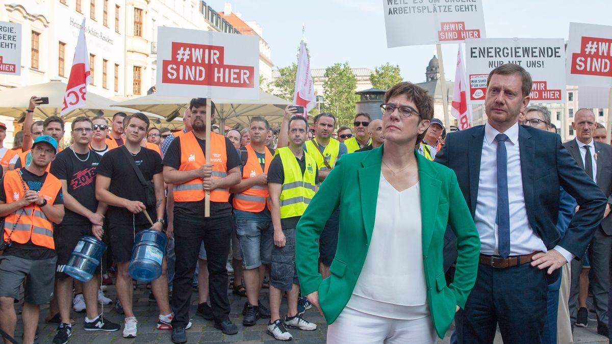 Východ vystaví Berlínu krutý účet