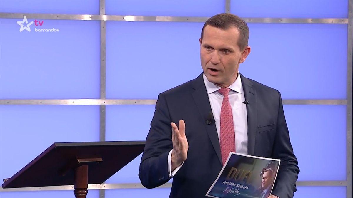 TV Barrandov dostala pokutu