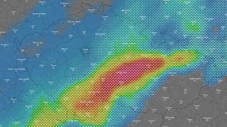 Na východě republiky hrozí silné bouřky a kroupy