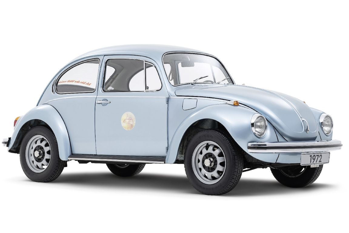 Volkswagen 1302 S World Champion