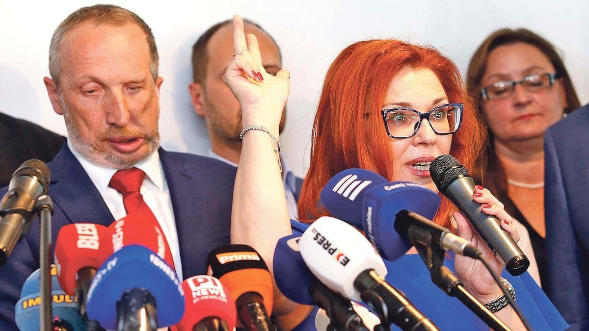 Předsedkyně Trikolóry Zuzana Majerová Zahradníková: Máme na dvojciferný výsledek