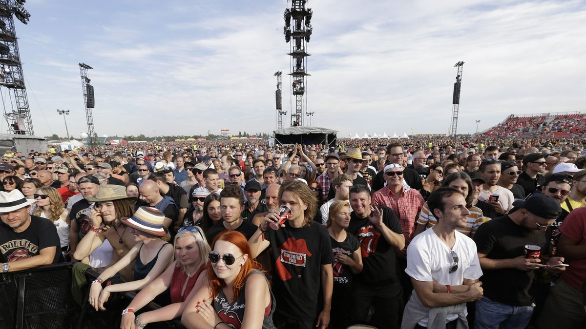 Koncerty a festivaly se prý vrátí jako poslední