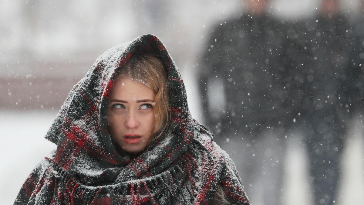 Meteorologové upřesnili výstrahu před sněžením