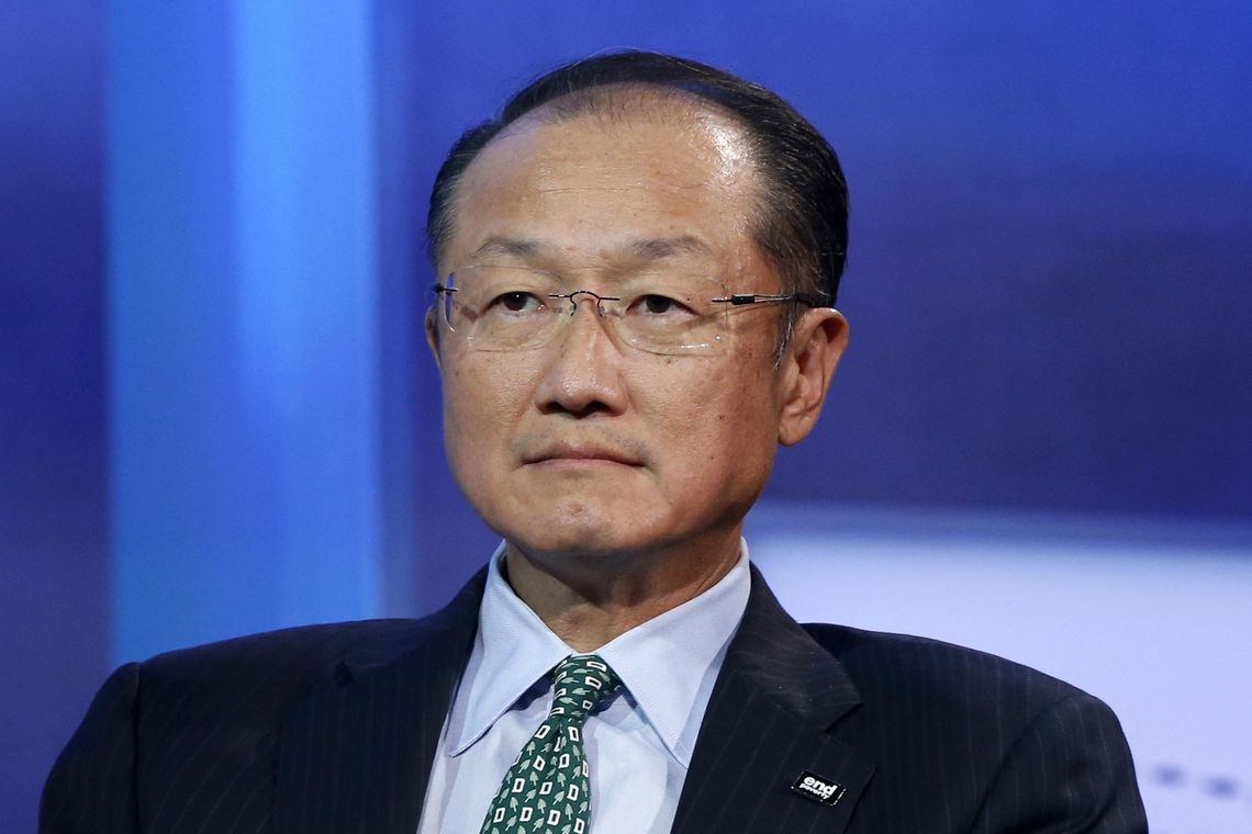 Jim Yong Kim, President of the World Bank Group,