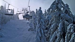 Mráz a sníh dorazí do Česka až ve druhé polovině ledna