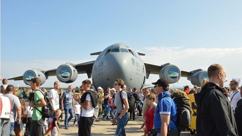 Dny NATO aDny vzdušných sil AČR odstartují již za dva dny na letišti Leoše Janáčka