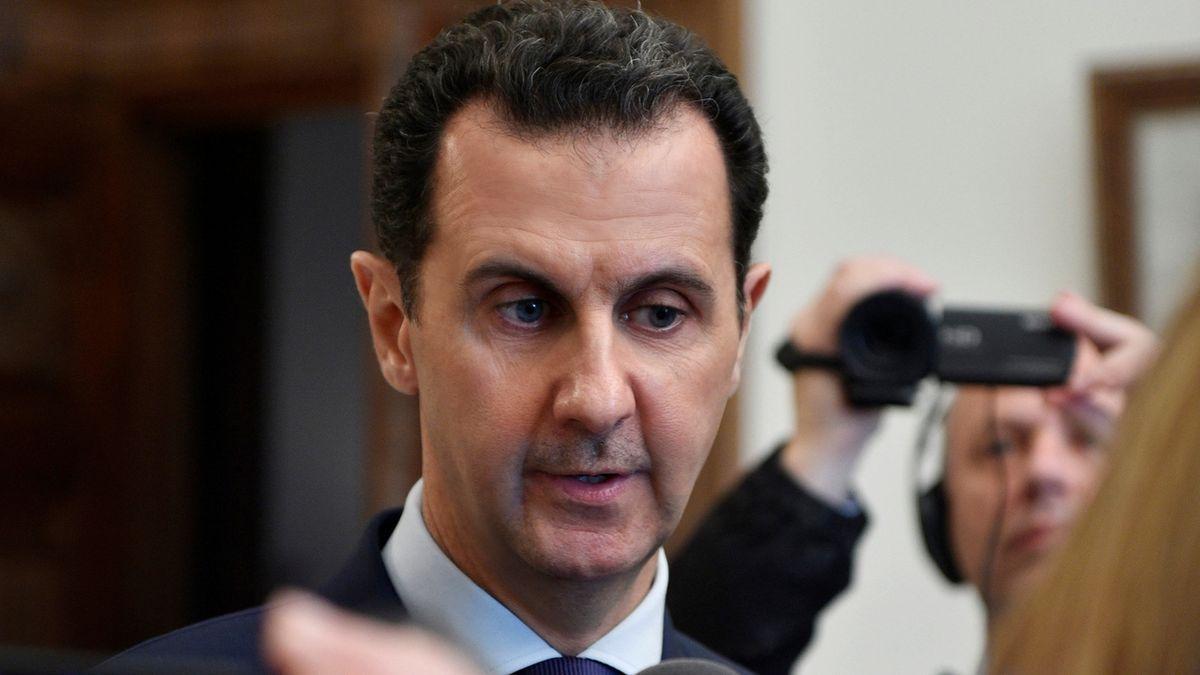 Syrský prezident Asad vyhlásil amnestii, zmírní některé tresty