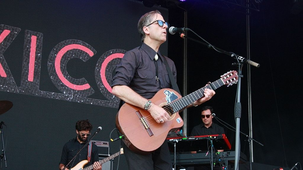 Calexico na Colours of Ostrava.
