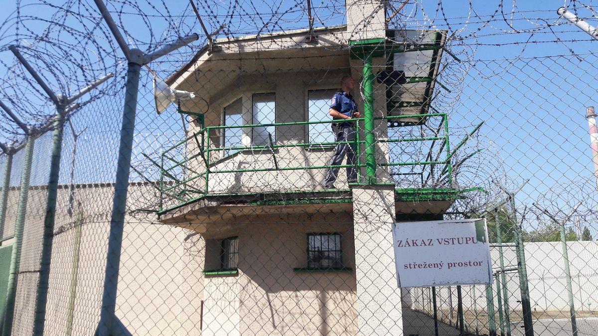 Věznice testují odpadní vody. Hledají drogy
