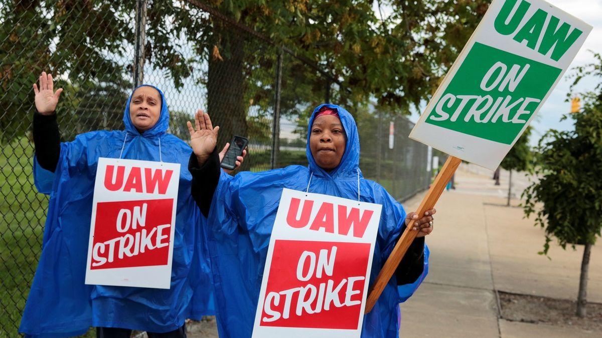 Zaměstnanci General Motors vstoupí do stávky, poprvé od roku 2007