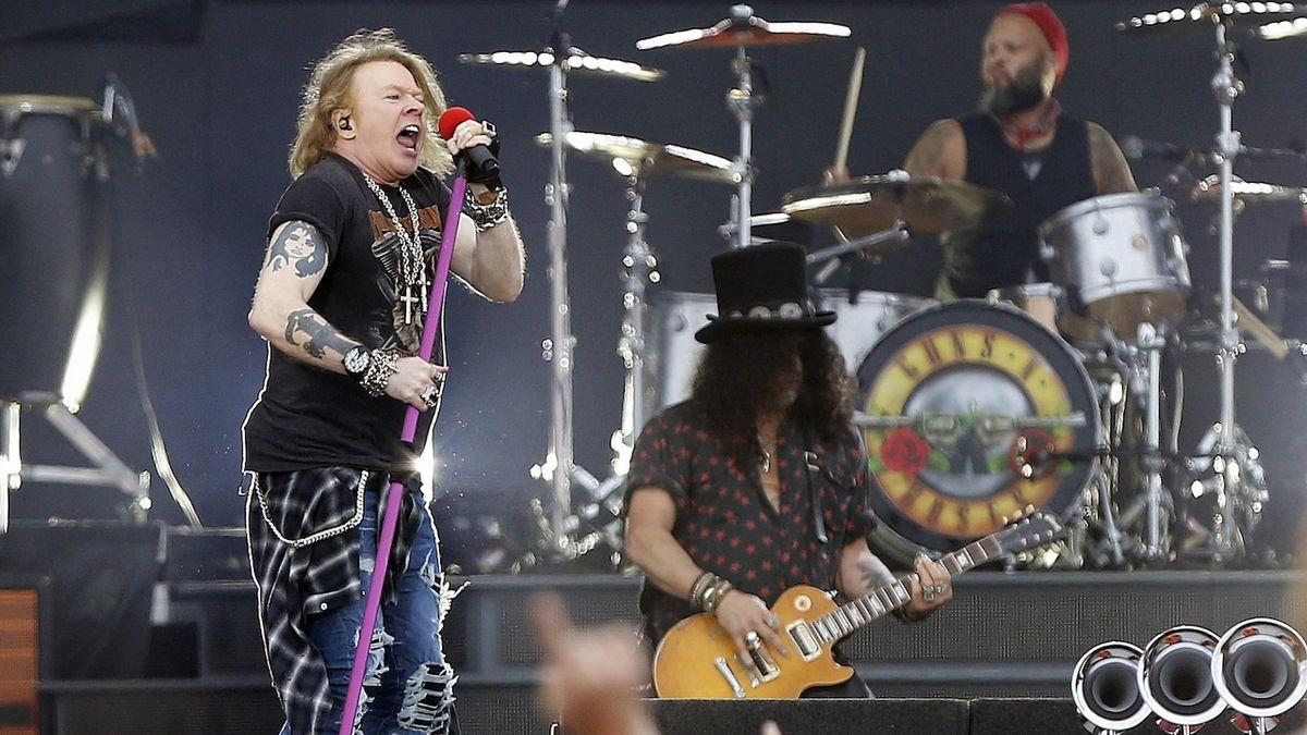 RATM, Roger Waters, Guns N' Roses, Ozzy. Hvězdy přesunují koncerty na rok 2022