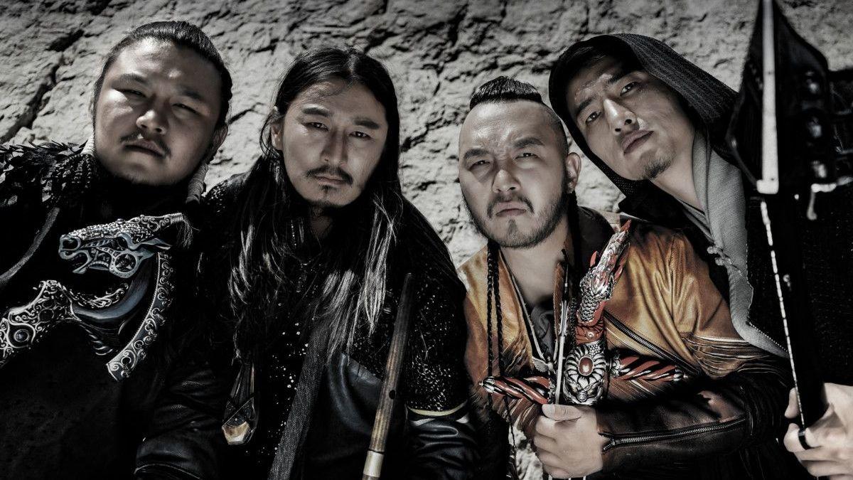 Skupina The Hu: Náš název znamená lidská bytost