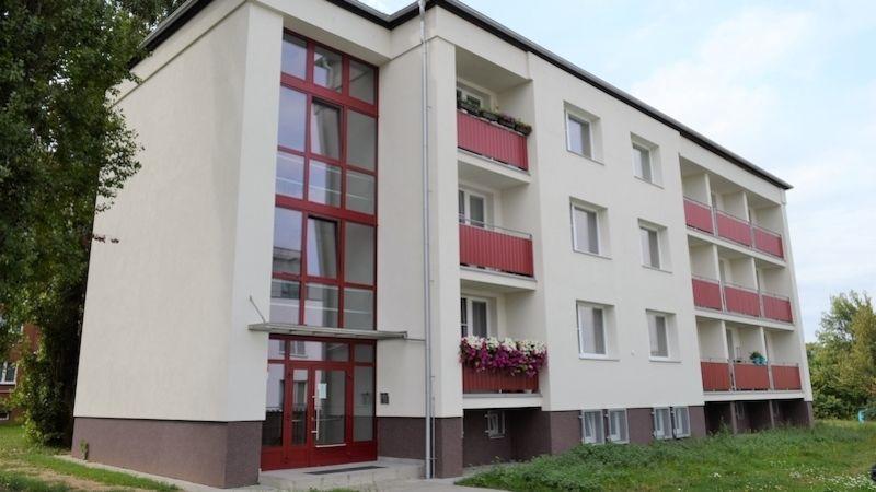 Zaměstnanci Nemocnice Přerov se těší ze zrekonstruované ubytovny ismysluplného benefitu