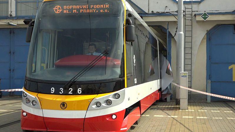 Tramvajím 15T hrozí kvůli problémům s koly omezení rychlosti na 40 km/h