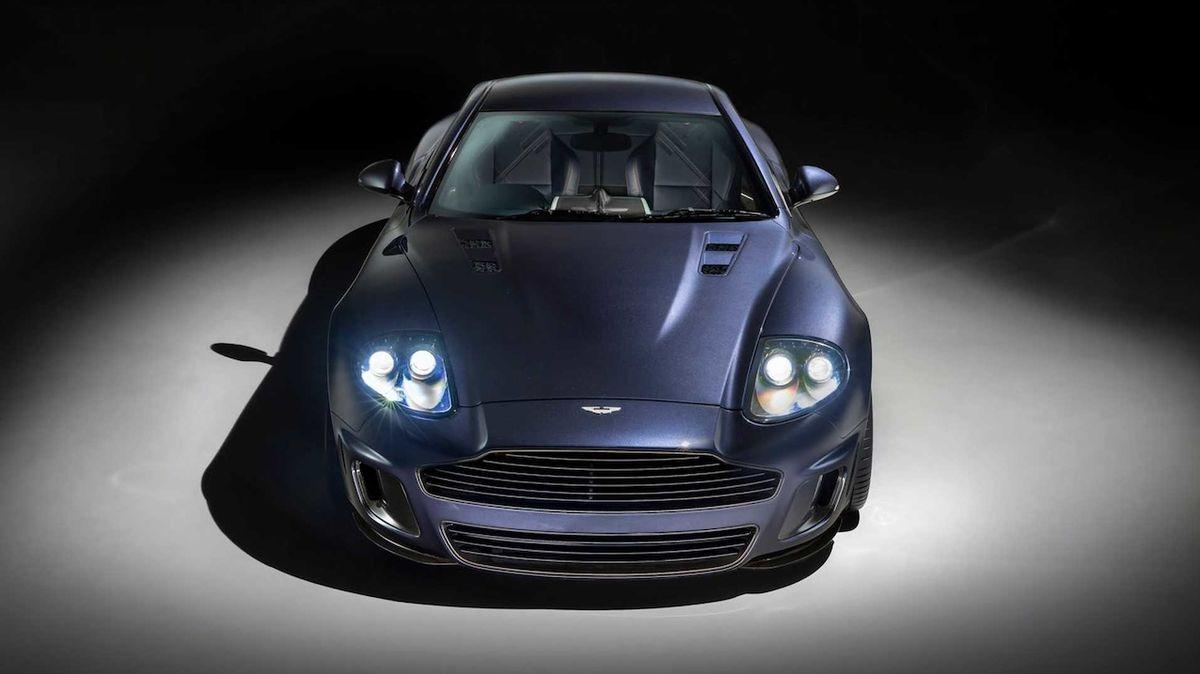 Designér Ian Callum představil první auto své samostatné značky