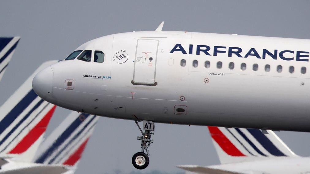 Air France už může do Moskvy, vyklizení běloruského nebe nic nebrání