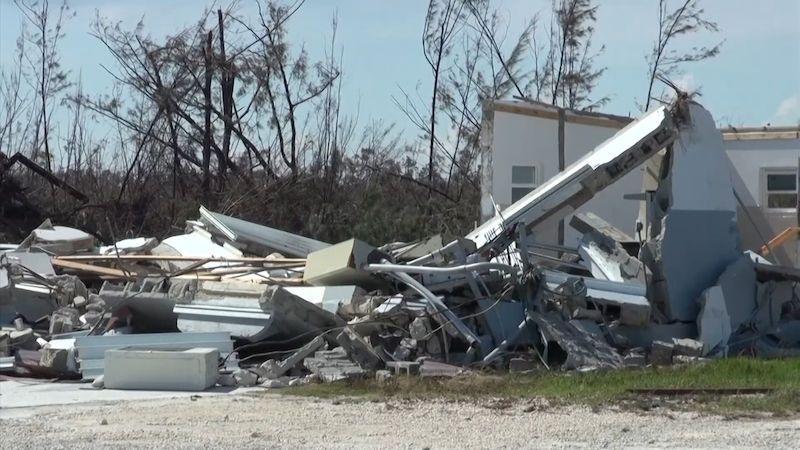 Na Bahamách evidují po hurikánu 2500 nezvěstných
