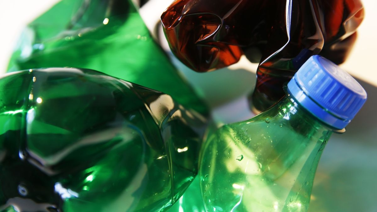 Jak by mohl vypadat systém se zálohami na PET lahve