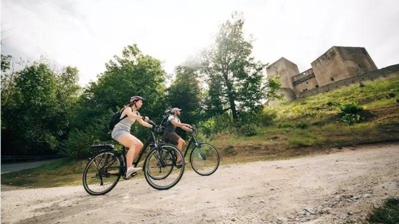 Cykloturisté budou slavit Václava vČeské Kanadě