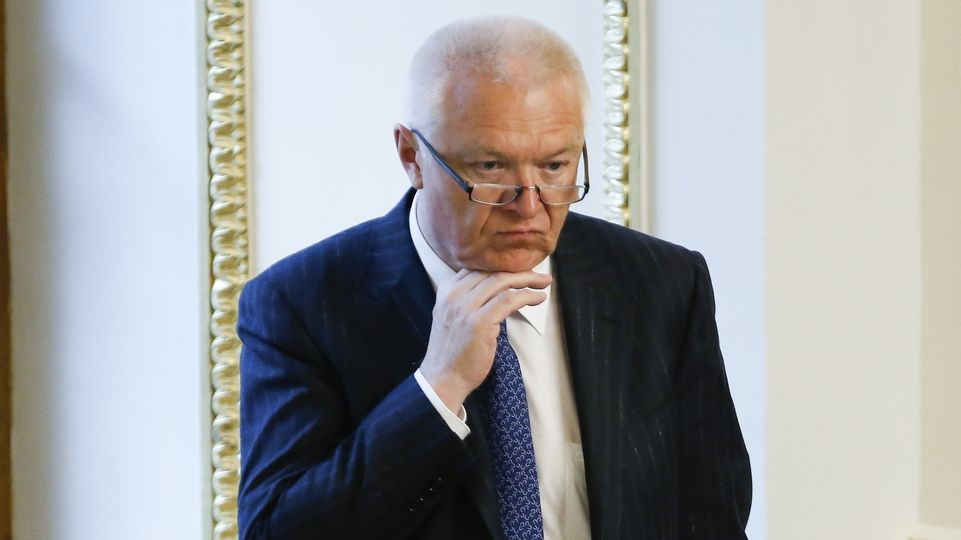Faltýnek nebude obhajovat post místopředsedy