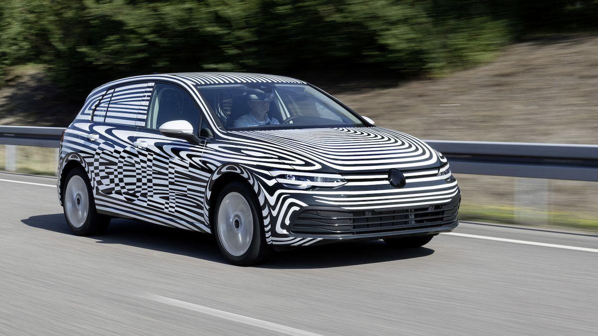 Zvěsti se nevyplnily, nový Volkswagen Golf přijede i jako kombi