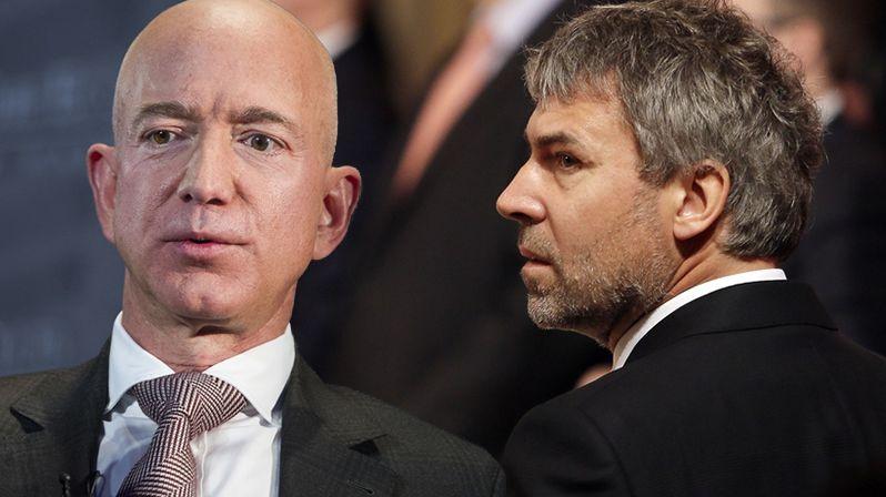 Bezos obhájil pozici nejbohatšího člověka planety, v žebříčku se naposledy objevil Kellner