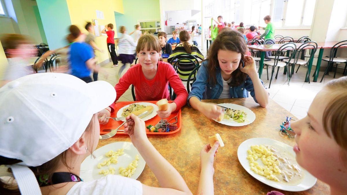 Ostrava chce lákavější školní jídelny