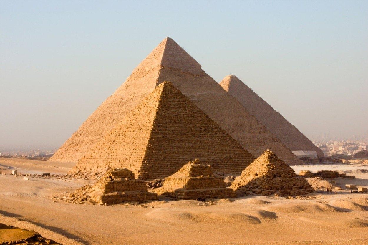 Datování egyptského muže v Americe