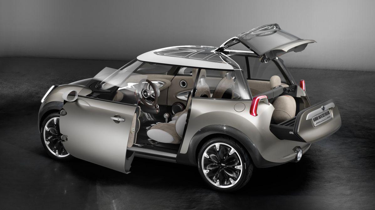 Pozitivní dopad elektrifikace aut? Vozy značky Mini budou znovu malé
