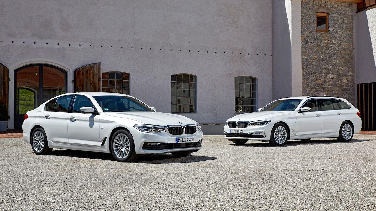 Řada 5 od BMW je nově mild-hybridní, generátor přibyl ke čtyřválcovému dieselu