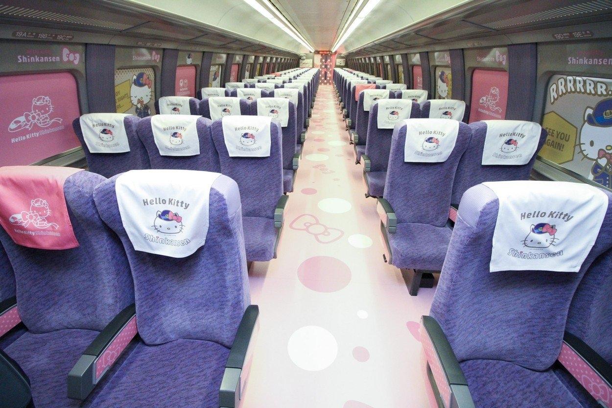 sex na japonském vlaku