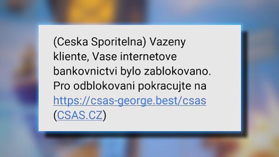 Podvodníci chtějí obrat klienty České spořitelny. Seberou jim peníze, a ještě je zadluží