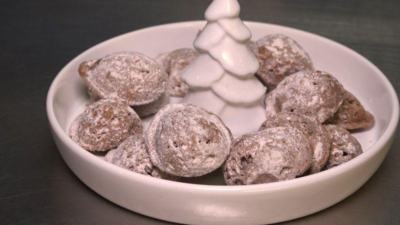 Recept na ořechové pracny podle uznávaného cukráře