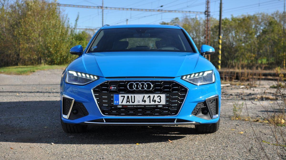 Audi A4 a A6 má čekat elektrická budoucnost