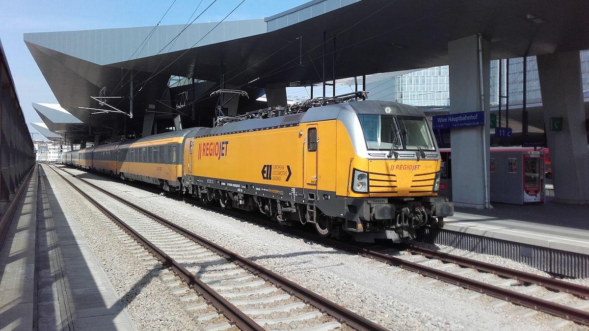 RegioJet zvýšil v pololetí zisk na 102 milionů korun