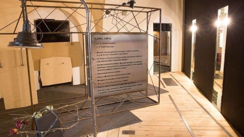 Expozice Karla Kryla vKroměříži bude otevřena od prosince pět dní vtýdnu