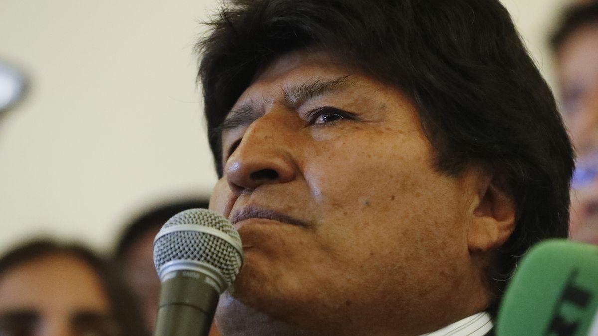 Morales obhájil post bolivijského prezidenta už v prvním kole, opozice to odmítla