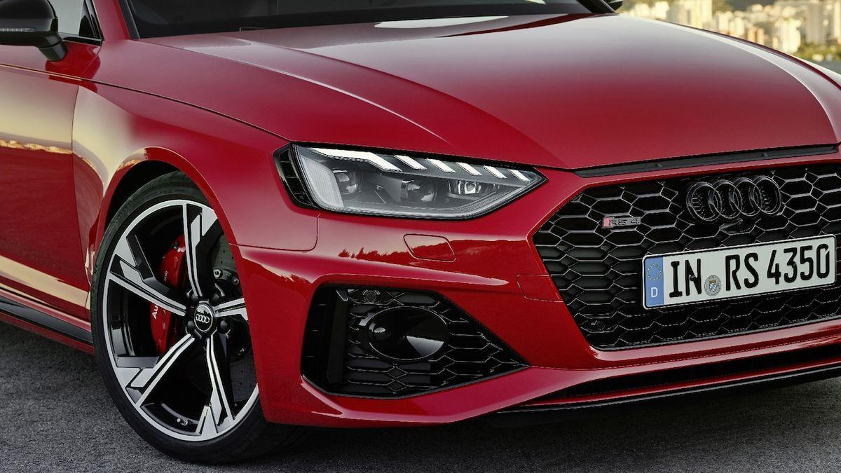 Audi údajně plánuje plně elektrickou RS4, má mít 800 newtonmetrů